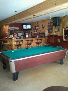The Hamlet Pub - Billiards